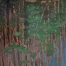 Banyan Tree by the Lake by sharmabob