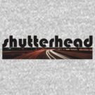Shutter Head Logo Design 1. by JHP Unique and Beautiful Images