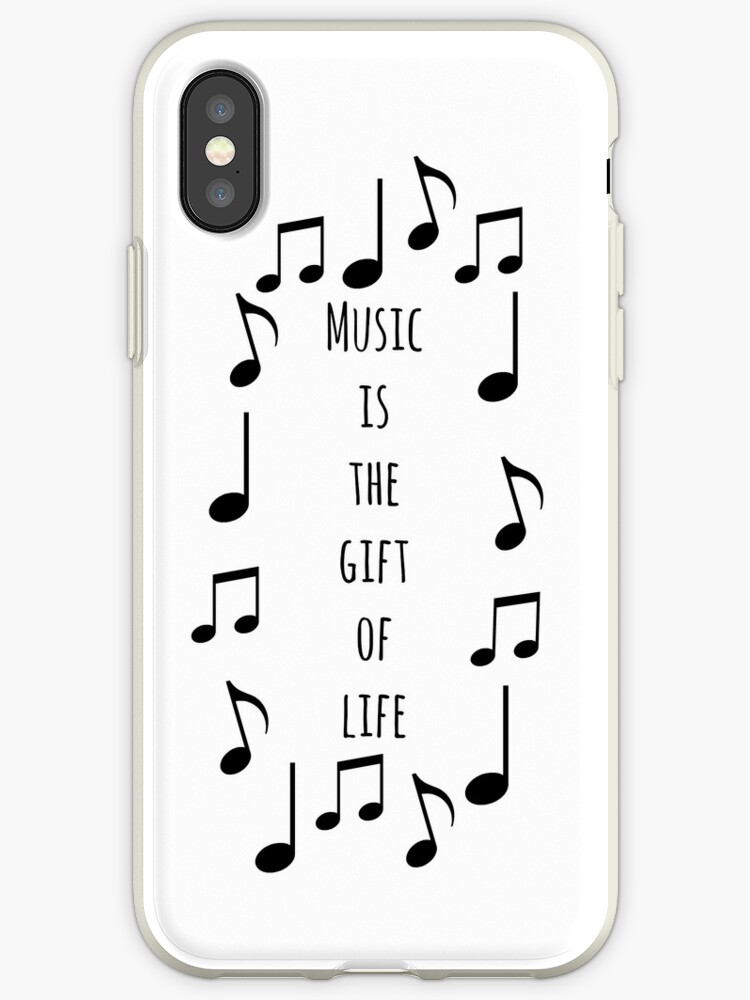 Music is the gift of life by 5secondsofDemi