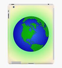 Globe iPad Case/Skin