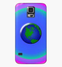 Globe Case/Skin for Samsung Galaxy