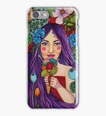 Yarn in every flavor iPhone Case/Skin