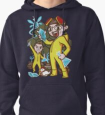 The Legend of Heisenberg Pullover Hoodie