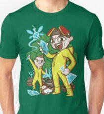 The Legend of Heisenberg Unisex T-Shirt