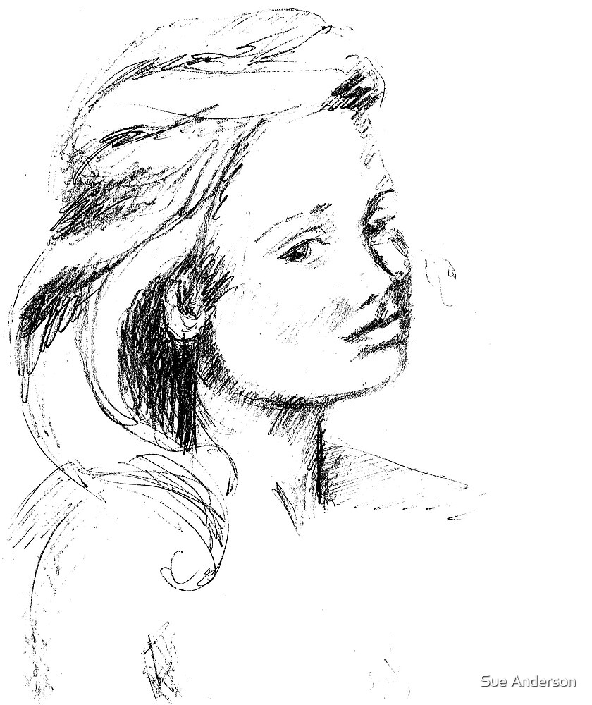 Windblown by Sue Anderson