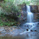 Nyanga Waterfall by Nicholas Hart