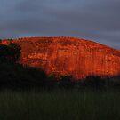 Red Rock by Nicholas Hart