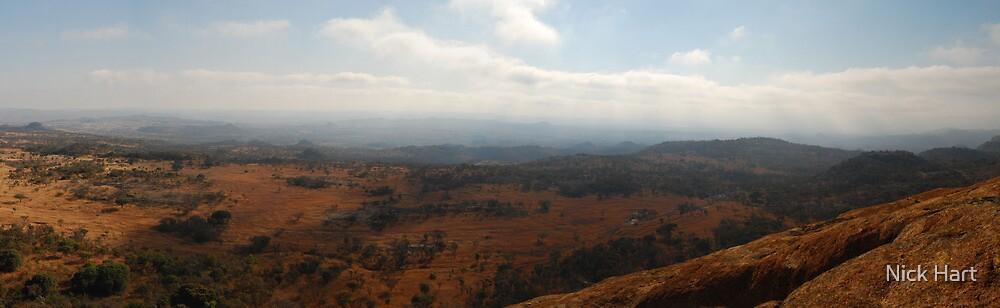 Matopos View by Nicholas Hart