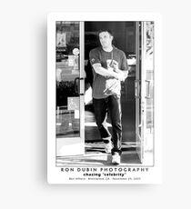 Ben Affleck - Jamba Juicer Metal Print