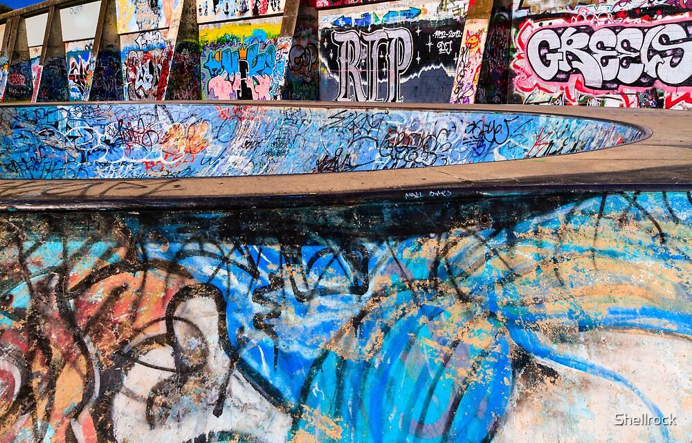 skate Park by Shellrock