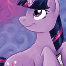 Twilight Sparkle by Matt Jones