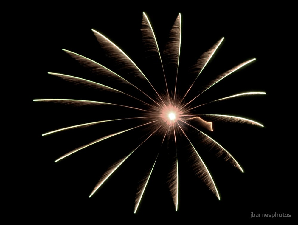 Fireworks 5 by jbarnesphotos