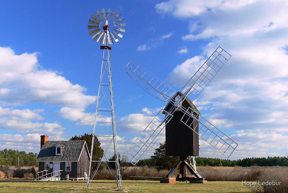 Spocot Mill by Hope Ledebur
