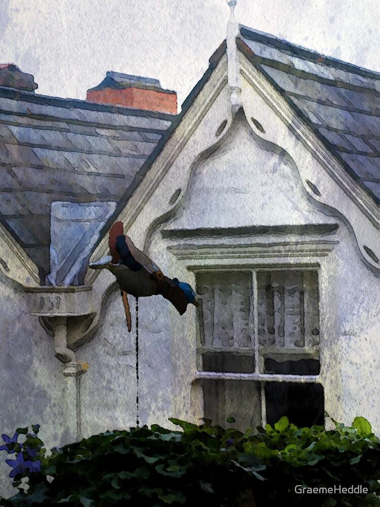 Dartmouth Window by GraemeHeddle