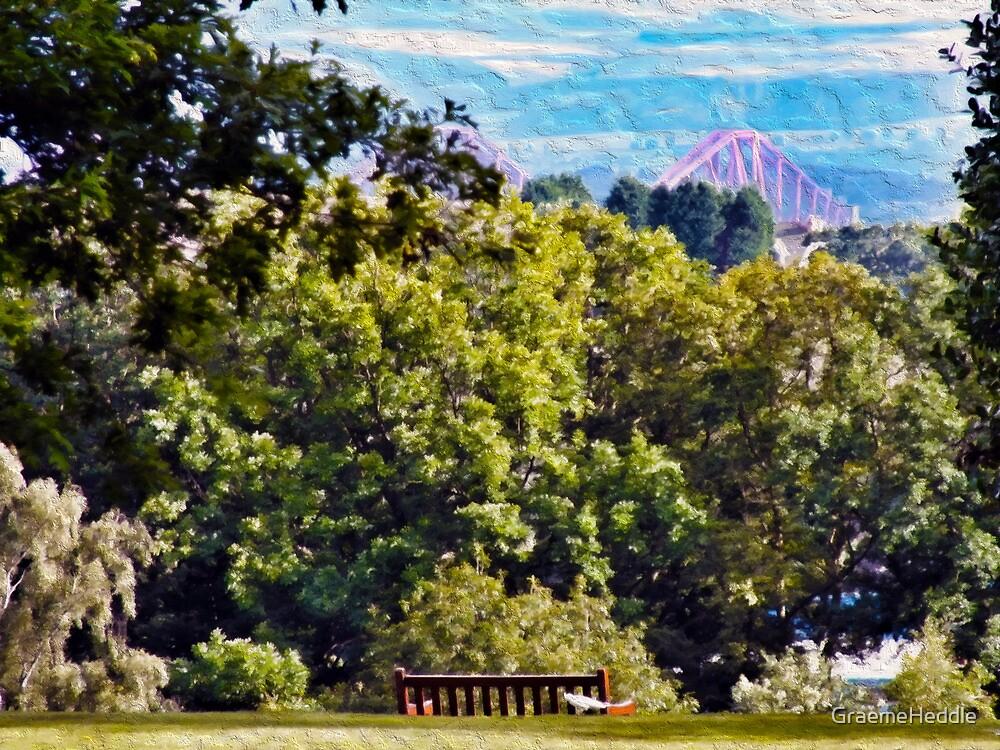 Park Bench by GraemeHeddle