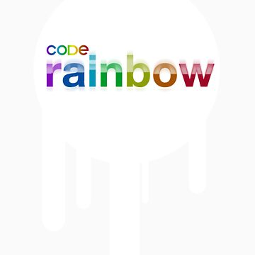 Official Code Rainbow Design by coderainbow