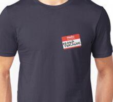 Hello My Name Is... Regina Phalange | Friends Unisex T-Shirt