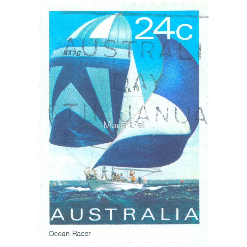 Sail Australia by Maria Bell