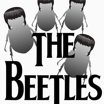 The Beetles by Poesidon