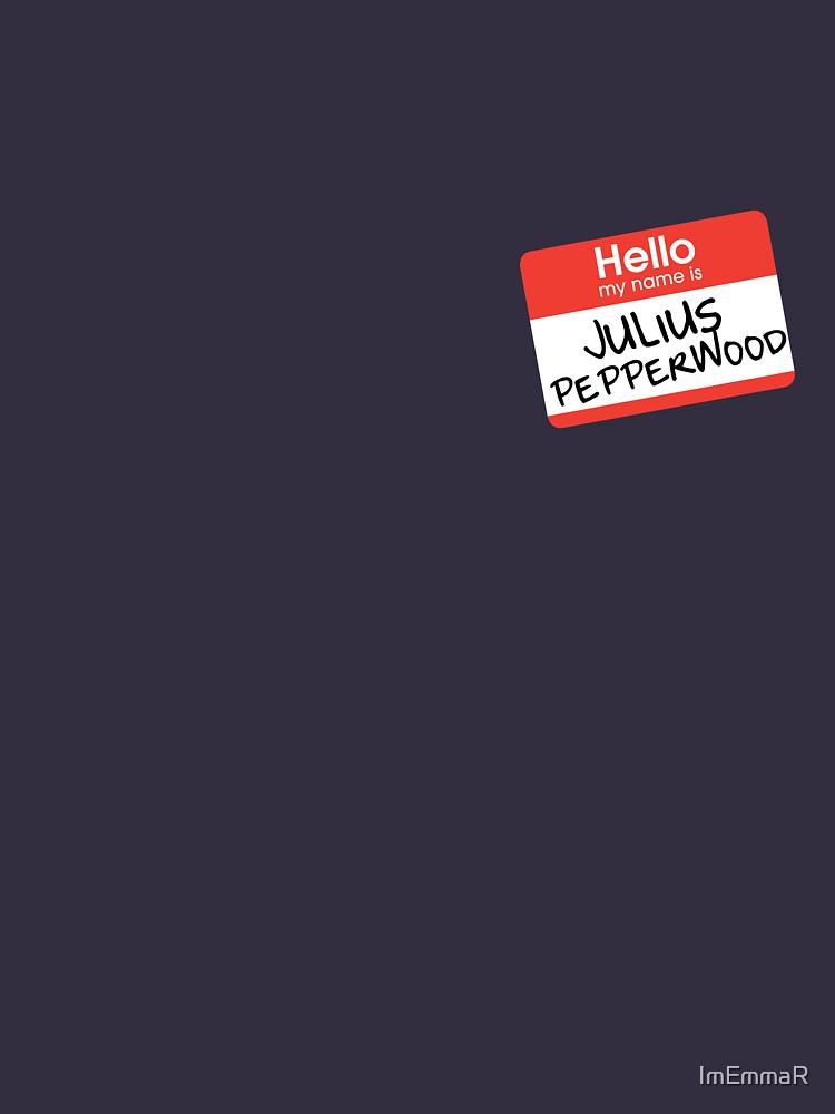 750d0edc9 Hello My Name Is... Julius Pepperwood   New Girl
