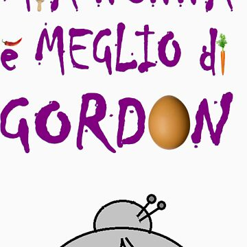Masterchef - Mia Nonna E' Meglio Di Gordon Ramsay by StefanoSimoni