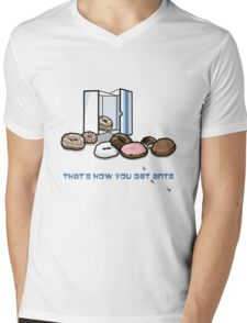 That's How You Get Ants Mens V-Neck T-Shirt