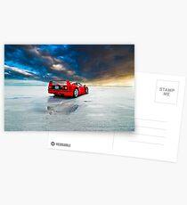 Ferrari F40 | Sunrise Postcards