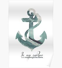 Anchors Aweigh Poster