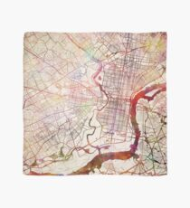Philadelphia map Scarf