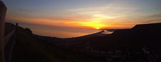 Dorset Sunset by photosbyJT