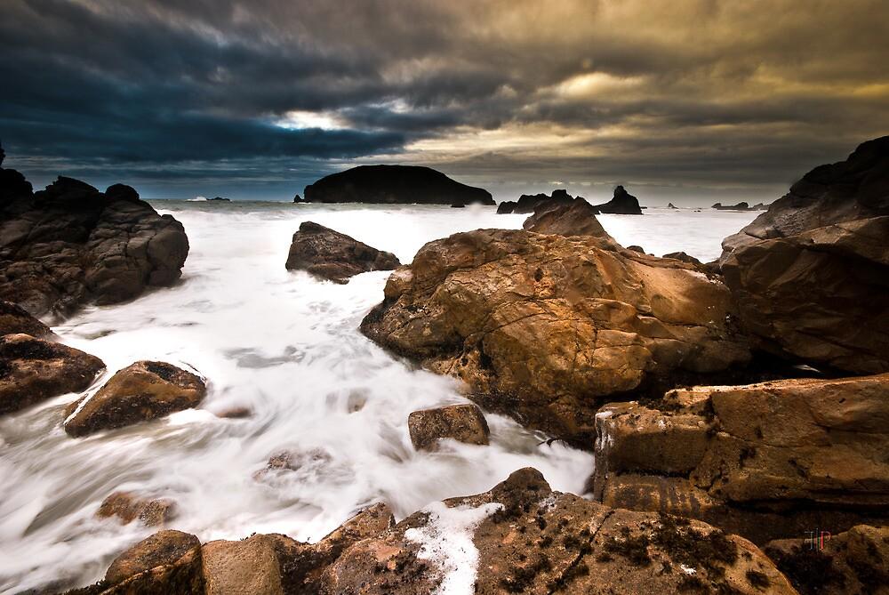 On the Rocks by Gil Folk