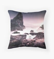 Just Over the Horizon Throw Pillow
