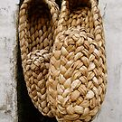 Old russian foot ware by freshairbaloon
