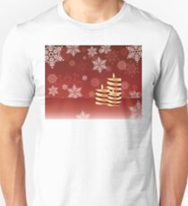 Candle and Snowflakes 4 T-Shirt