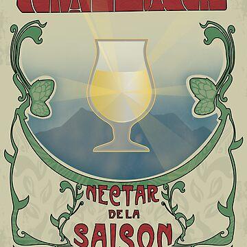 Nectar de la Saison by selceeus