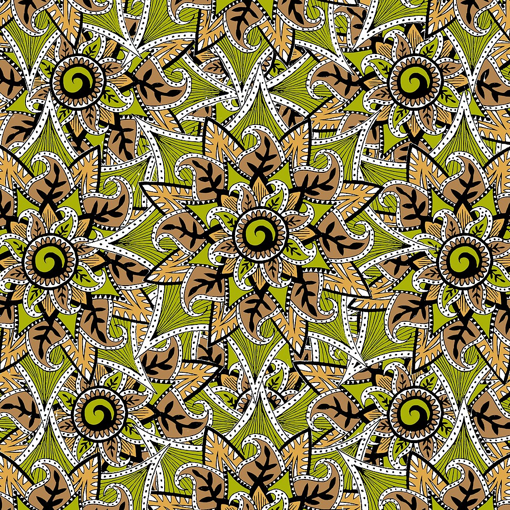 Pattern Craziness 3 by ShaneThompson