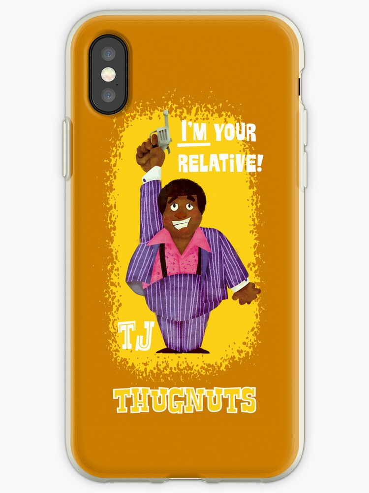 Thugnuts!-TJ iPhone by SimpleSimonGD