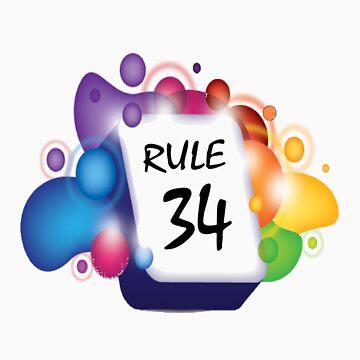 Rule 34 by Cninja
