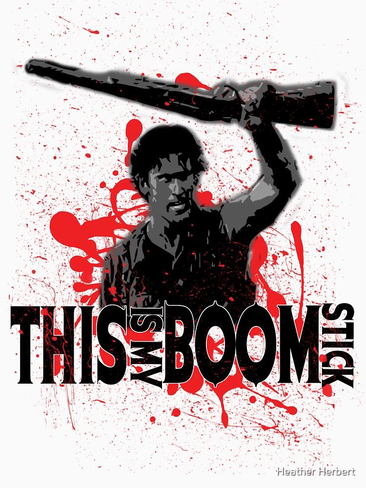 Army of Darkness, Ash, This is my Boomstick von HeatherAnn16