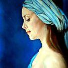 portrait of Pascale by Hidemi Tada