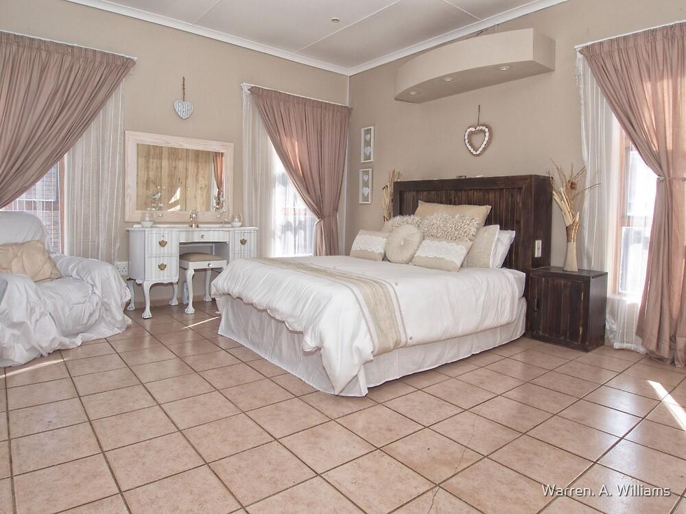 Bedroom.  1  by Warren. A. Williams