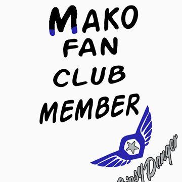 Mako Fan Club by drknght099