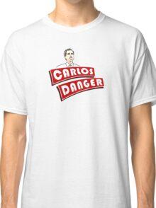 Carlos Danger aka Anthony Weiner T Shirt Classic T-Shirt