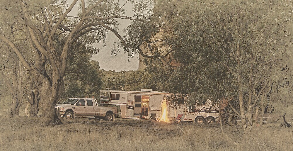 camping by outbacksnaps