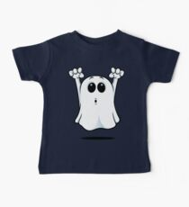Cartoon Ghost - Going Boo! Kids Clothes