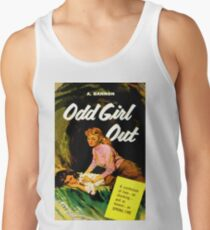 """""""Odd Girl Out"""" Tank Top"""