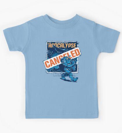 Apocalypse Canceled Kids Clothes