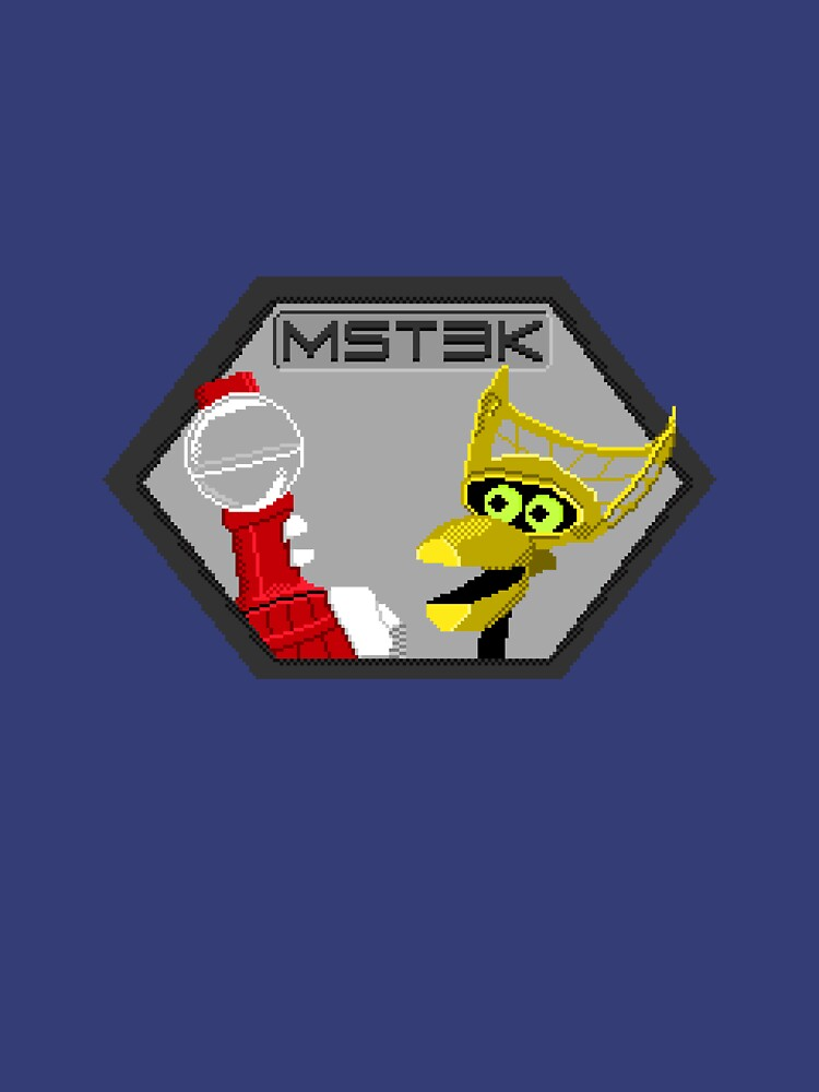 Mystery Pixel Theater 3000 by vgjunk