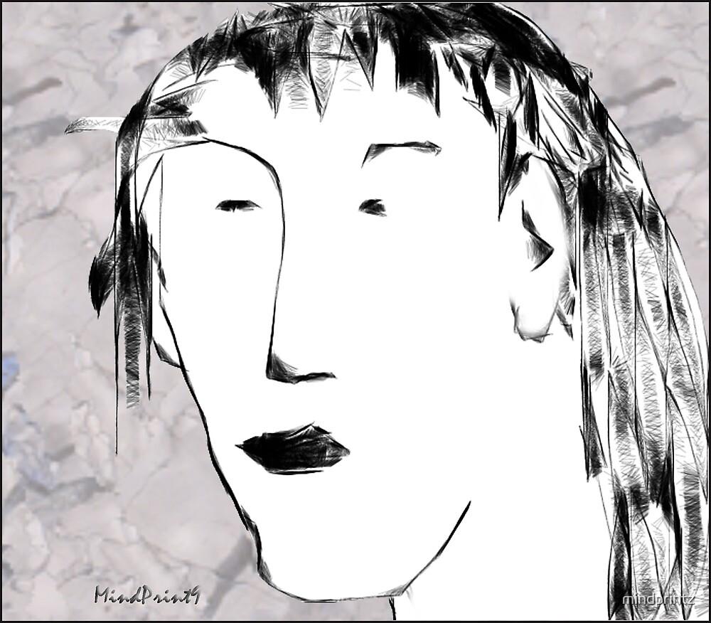 Pretty Face by mindprintz
