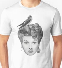 Lucille Bird Ball Unisex T-Shirt